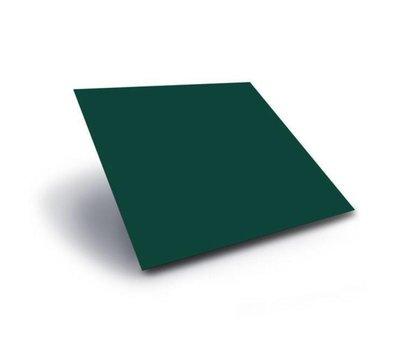 Aluminiumcompociet 3 mm. Groen/Groen