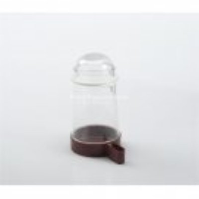 Weekendfontein voor water ca.350 ml.Bruin