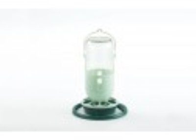 Fauna flessenhouder glas 1 ltr.Groen/Mint