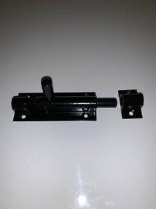 Schuif Aluminium Zwart(9005)